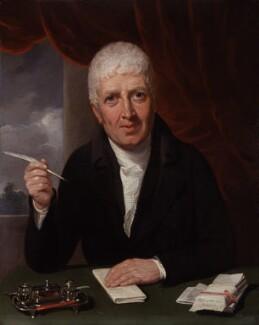 James Neild, by Samuel De Wilde - NPG 4160