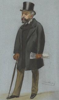 Horatio Nelson, 3rd Earl Nelson, by Sir Leslie Ward - NPG 2592