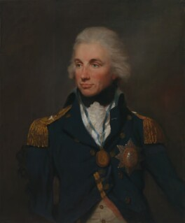 Horatio Nelson, by Lemuel Francis Abbott - NPG 394