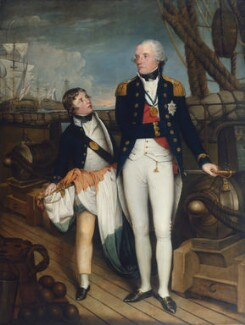 Horatio Nelson, by Guy Head, 1798-1799 - NPG  - © National Portrait Gallery, London