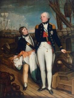 Horatio Nelson, by Guy Head, 1798-1799 - NPG  - © National Portrait Gallery, London