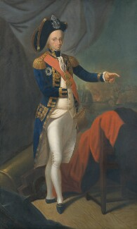 Horatio Nelson, by Luigi Acquarone, after  Leonardo Guzzardi, 1888, based on a work of 1799 - NPG 785 - © National Portrait Gallery, London
