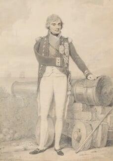 Horatio Nelson, by Henry Edridge, 1802 - NPG 879 - © National Portrait Gallery, London