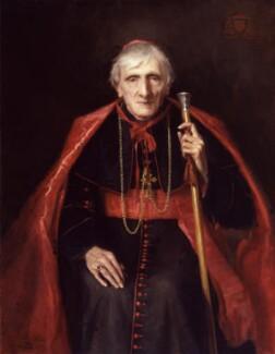 John Newman, by Emmeline Deane, 1889 - NPG 1022 - © National Portrait Gallery, London