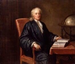 Sir Isaac Newton, studio of Enoch Seeman, circa 1726-1730 - NPG 558 - © National Portrait Gallery, London