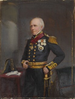 Sir Joseph Nias, after a photograph by Maull & Polyblank - NPG 2437