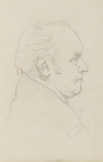 Sir John Nicholl, by Sir Francis Leggatt Chantrey - NPG 316a(95)