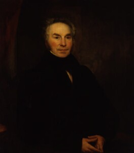 Sir George Nicholls, by Ramsay Richard Reinagle - NPG 4807