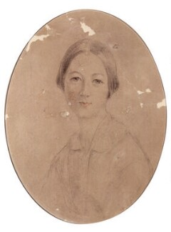 Florence Nightingale, by Elizabeth (née Rigby), Lady Eastlake - NPG 3254