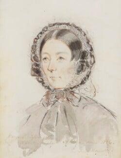 Florence Nightingale, by Jerry Barrett, 1856 - NPG 2939 - © National Portrait Gallery, London
