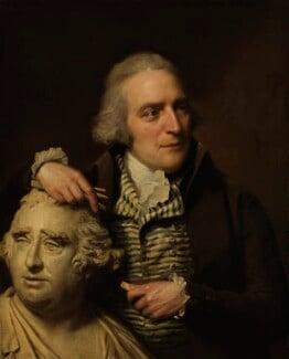 Joseph Nollekens, by Lemuel Francis Abbott, circa 1797 - NPG 30 - © National Portrait Gallery, London