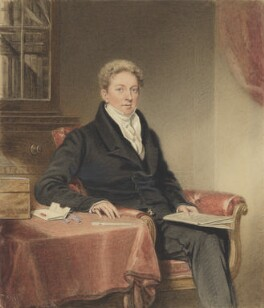 John William Norie, by Adam Buck, after  Williams (Solomon Williams?) - NPG 1131