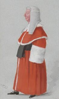 Sir Ford North, by Sir Leslie Ward - NPG 3291