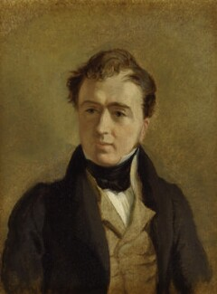 Francis Thornhill Baring, 1st Baron Northbrook, by Sir George Hayter, circa 1833 - NPG 1257 - © National Portrait Gallery, London