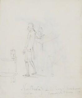 James Northcote, by George Shepheard - NPG 4206