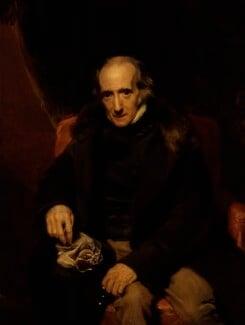 James Northcote, by George Henry Harlow - NPG 969