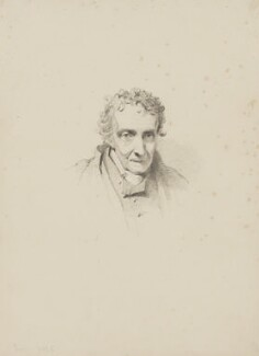 James Northcote, by William Brockedon - NPG 2515(5)