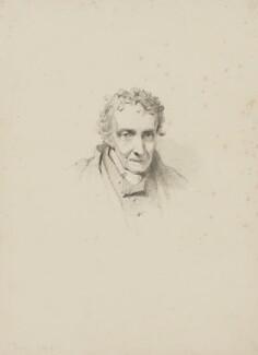 James Northcote, by William Brockedon, 1825 - NPG 2515(5) - © National Portrait Gallery, London