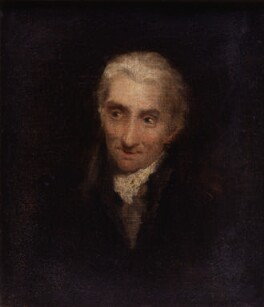 Unknown man, formerly known as James Northcote, attributed to Sir David Wilkie - NPG 2938