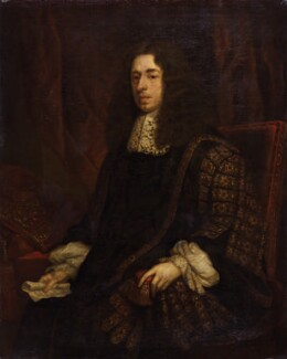 Heneage Finch, 1st Earl of Nottingham, after Sir Godfrey Kneller, Bt - NPG 1430