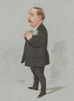 William O'Brien, by Sir Leslie Ward - NPG 2979
