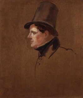 Daniel O'Connell, by Sir George Hayter - NPG 4582