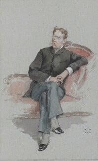 Frank Hugh O'Cahan O'Donnell, by Théobald Chartran ('T') - NPG 3280