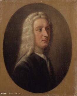 James Edward Oglethorpe, by Alfred Edmund Dyer, after  William Verelst - NPG 2153a