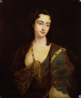 Anne Oldfield, by Unknown artist - NPG 431