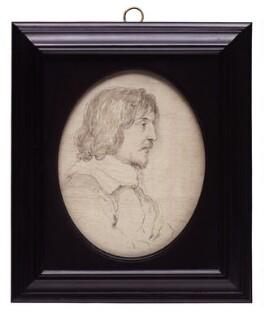 Peter Oliver, by Peter Oliver, circa 1625-1630 - NPG 4853 - © National Portrait Gallery, London