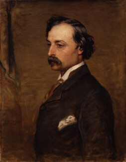 Sir William Quiller Orchardson, by Henry Weigall - NPG 2117