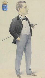 Prince Henri d'Orleans, by Jean Baptiste Guth ('GUTH'), 1897 - NPG 4707(23) - © National Portrait Gallery, London