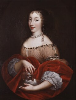 Henrietta Anne, Duchess of Orleans, possibly after Pierre Mignard, based on a work of circa 1665-1670 - NPG 228 - © National Portrait Gallery, London