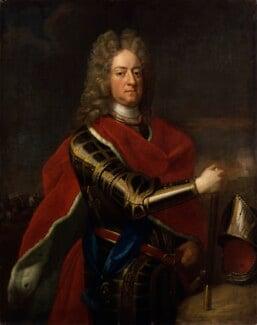James Butler, 2nd Duke of Ormonde, studio of Michael Dahl, circa 1713 - NPG 78 - © National Portrait Gallery, London