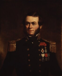 Sherard Osborn, replica by Stephen Pearce - NPG 916