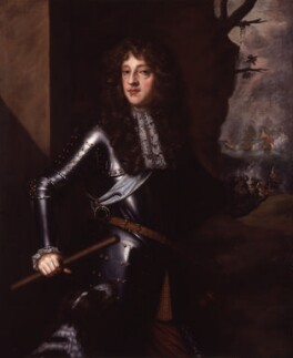 Thomas Butler, Earl of Ossory, studio of Sir Peter Lely - NPG 371