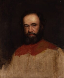 Sir James Outram, 1st Bt, by Thomas Brigstocke - NPG 661