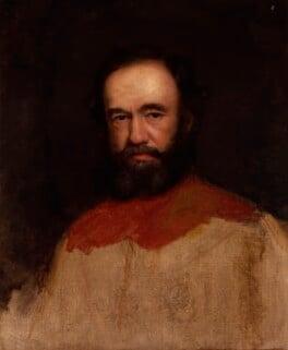 Sir James Outram, 1st Bt, by Thomas Brigstocke, circa 1863 - NPG 661 - © National Portrait Gallery, London