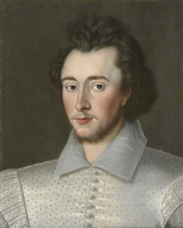 Probably Sir Robert Dudley, by Unknown artist, 1590s - NPG 2613 - © National Portrait Gallery, London