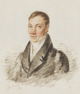Robert Owen, by Auguste Hervieu - NPG 2507