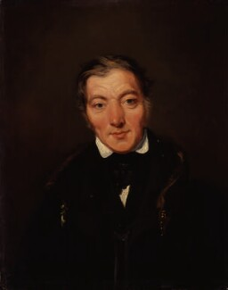 Robert Owen, by William Henry Brooke - NPG 943
