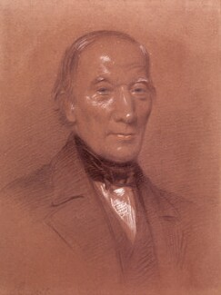 Robert Owen, by Unknown artist - NPG 328