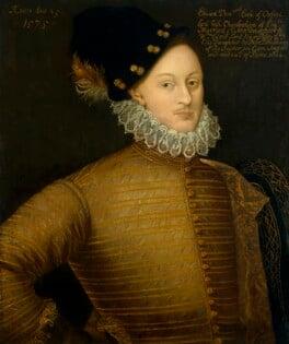 Edward de Vere, 17th Earl of Oxford, after Unknown artist - NPG L111