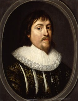 Henry de Vere, 18th Earl of Oxford, by Unknown artist, circa 1620-1625 - NPG 950 - © National Portrait Gallery, London
