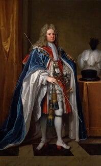 Robert Harley, 1st Earl of Oxford, by Sir Godfrey Kneller, Bt, 1714 - NPG 4011 - © National Portrait Gallery, London
