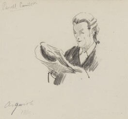 Herbert Henry Asquith, 1st Earl of Oxford and Asquith, by Sydney Prior Hall, 1889 - NPG 2303 - © National Portrait Gallery, London