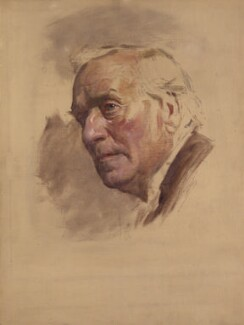 Herbert Henry Asquith, 1st Earl of Oxford and Asquith, by Sir James Guthrie, circa 1924-1930 - NPG 3544 - © National Portrait Gallery, London