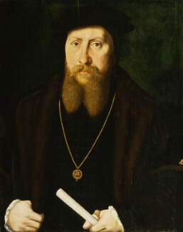 William Paget, 1st Baron Paget, by Unknown Flemish artist - NPG 961