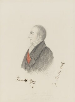 Sir Arthur Paget, by Alfred, Count D'Orsay - NPG 4026(43)