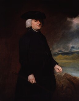 William Paley, by George Romney - NPG 3659